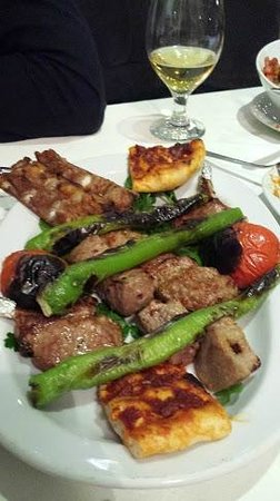 Gunaydin Kebap Restaurant: Meat