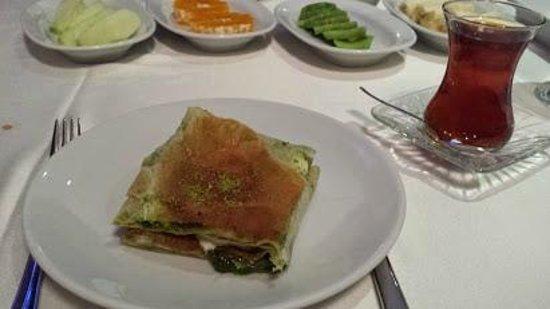 Gunaydin Kebap Restaurant: Dessert