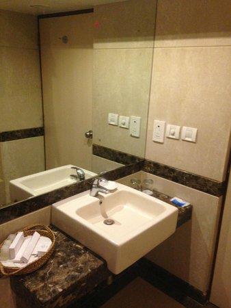 The Royale Senate: Bathroom Pic