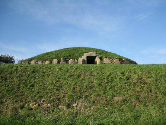 Museum Langelandsfort : Hulbjerg jættestue