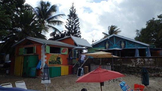 Rhythms at Rainbow Beach: Rhythms and West End Watersports