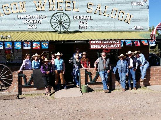 Circle Z Ranch: bar ride