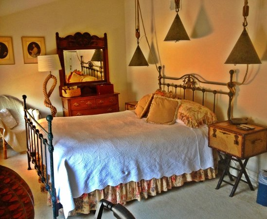 Scarborough Fair Bed & Breakfast: The Franklin Room