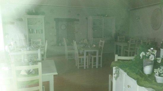 Hotel du Lac Grandson : Dining room