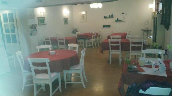 Hotel du Lac Grandson : Breakfast room