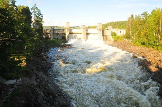 Imatra, Finlandia: Во всей красе
