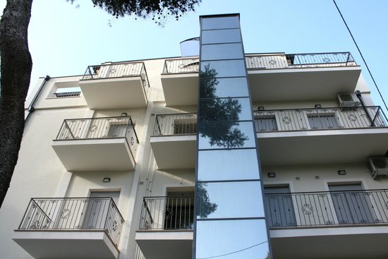 Residenza Le Rose: Esterno