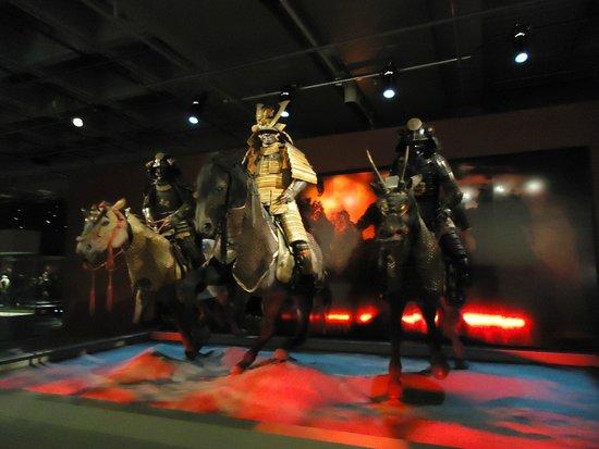 Musée de la civilisation : Wystawa kultury japońskiej