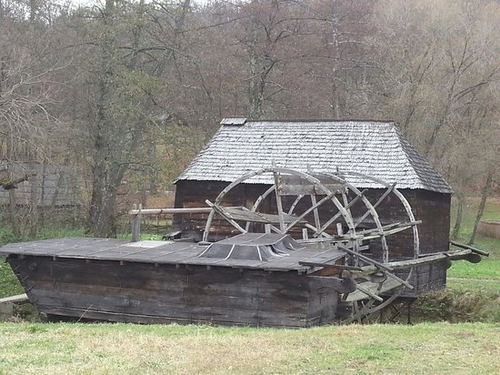 ASTRA Museum: Floating old mill