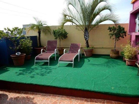 Casa Vilasanta: Rooftop terrace