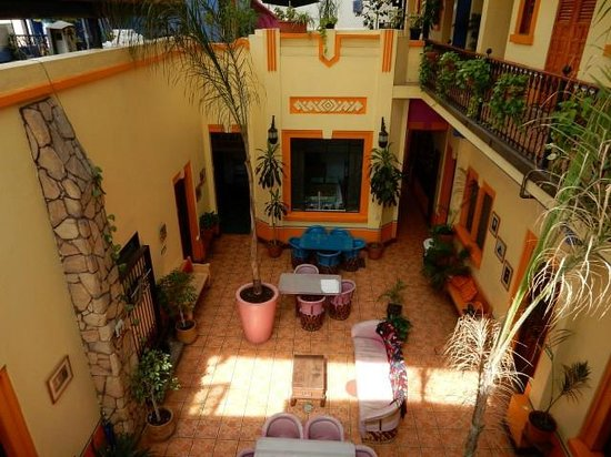 Casa Vilasanta: Common area.