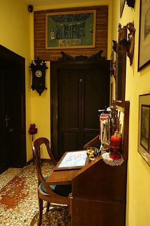 Bed and Breakfast Venice: entrata B/B