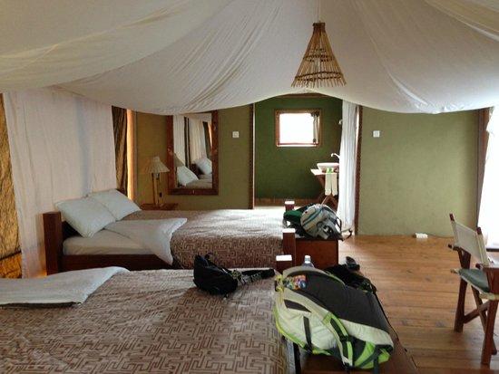 Olowuaru Keri Mara Camp: Rooms