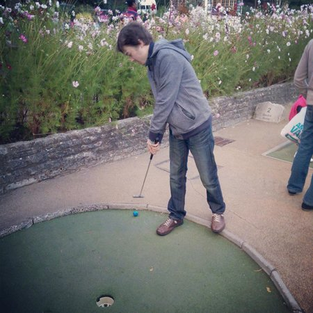 Boscombe Mini Golf