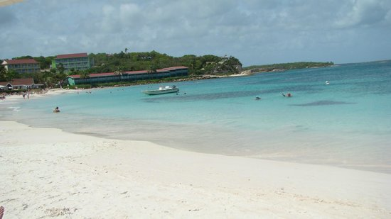 Long Bay Beach Antigua