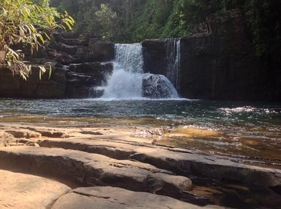 Khlong Yai Kee Waterfalls : Klong Yai Kee Waterfall