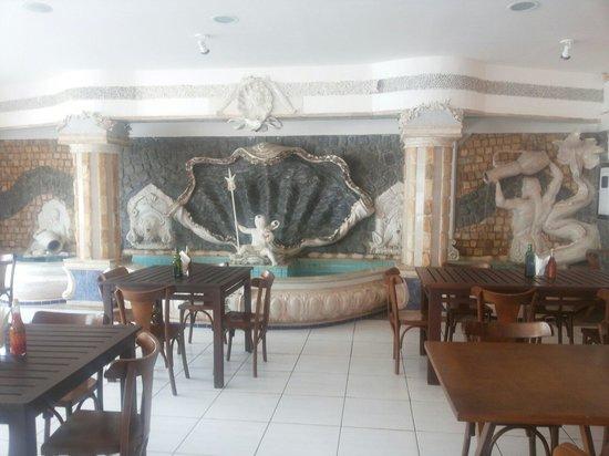 Restaurante Maracangalha: Hall de entrada