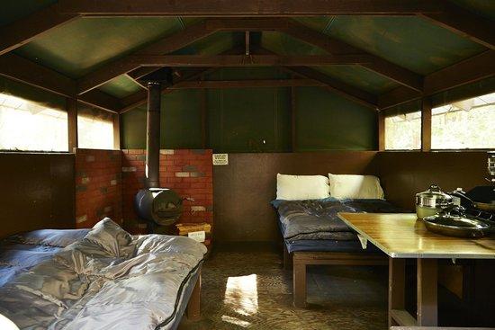 Charming Big Basin Tent Cabins
