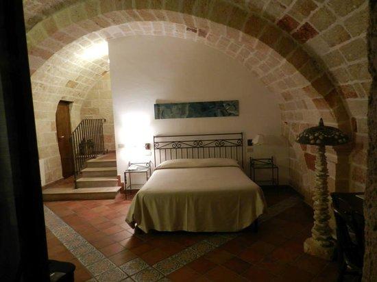 Hotel Ristorante Grotta Palazzese Room