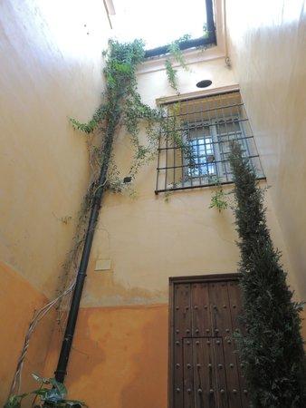 Aire de Sevilla: Courtyard