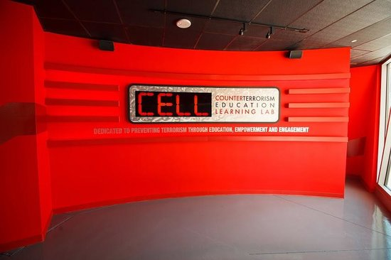 CELL - The Counterterrorism Education Learning Lab: entrance