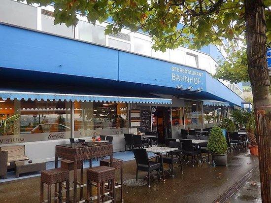 Hotel Meierhof: Restaurante ao lado do Hotel