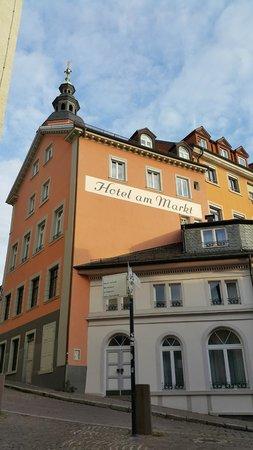 Hotel am Markt: Отель
