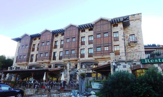 Infantado Hotel: Fachada Hotel