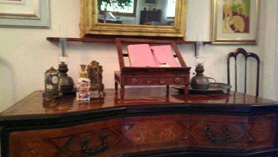 Bed & Breakfast Villa Miani: Das Gästebuch