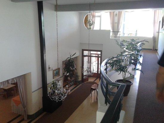 Select Hotel Piriapolis: loby
