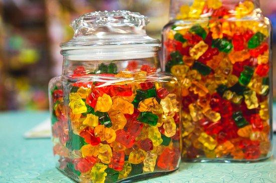 Delicious Haribo Gummi Bears Picture Of Boyds Retro Candy Store