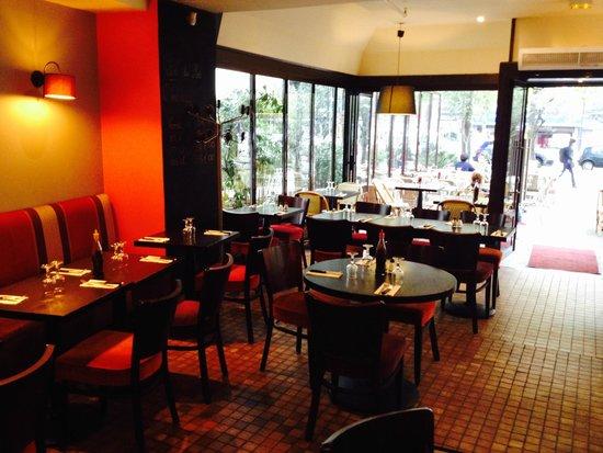 La Terrasse D Italie salle d'entrée - picture of la terrasse d'italie, paris - tripadvisor