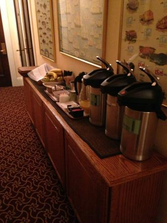 Andrews Hotel: Esse é o café da manhã