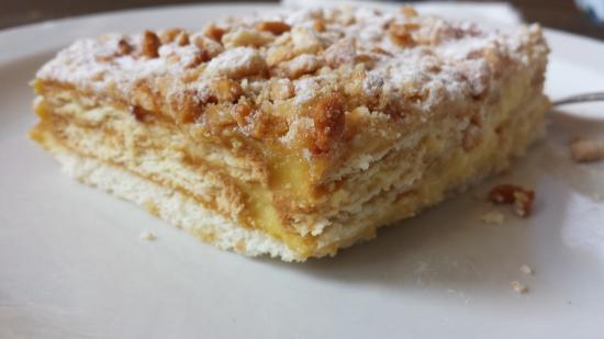 Hotel Carlos 96: Que buena la tarta de galleta