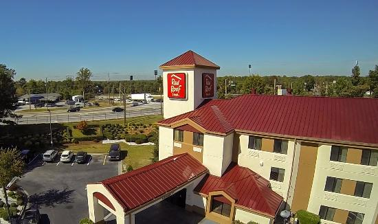 Red Roof Inn Atlanta East - Lithonia: Inn Exterior