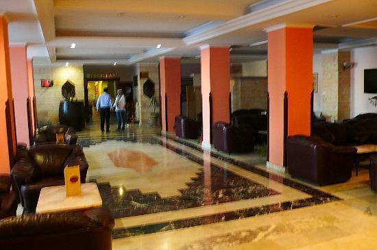 Tas Saray Hotel: Vera Hotel Tassaray, Urgup, Turchia: hall