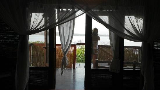 Naara Eco Lodge & Spa: Vista do Quarto