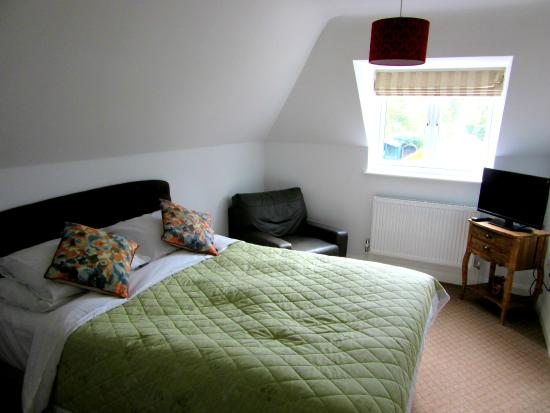 Oxford Guest House : Our cosy room