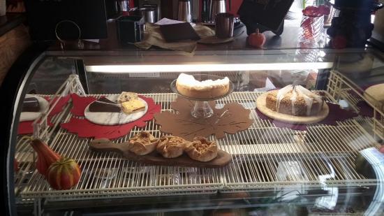 Yellow Moon Cafe: Dessert