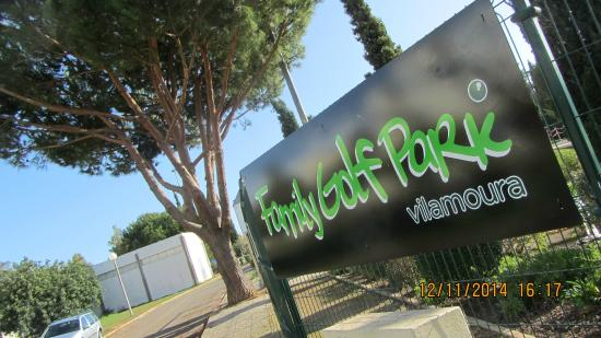 Family Golf Park: we cant wait