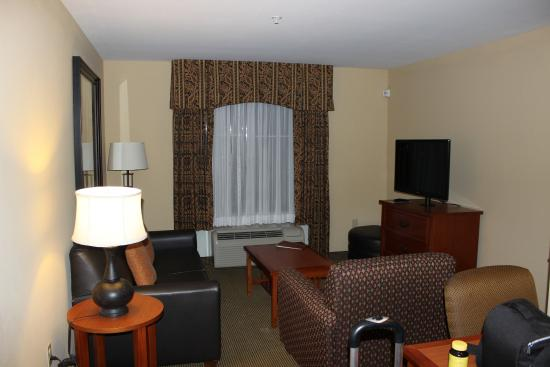 Homewood Suites by Hilton Agoura Hills: Living Room
