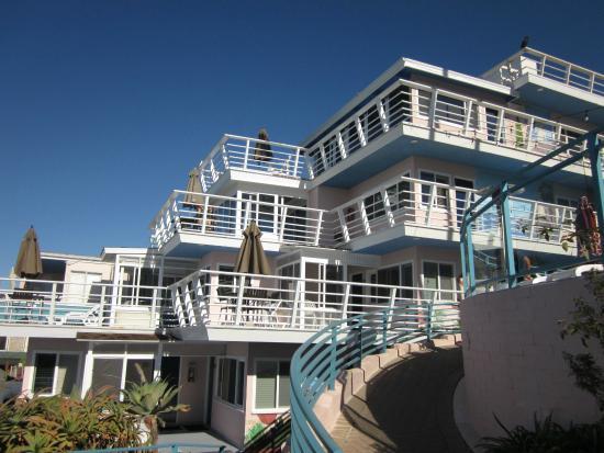 Laguna Riviera Beach Resort: This is the hotel.