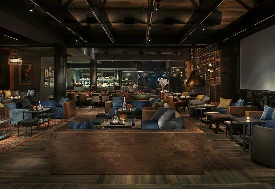Hyde Sunset Kitchen + Cocktails : Patio