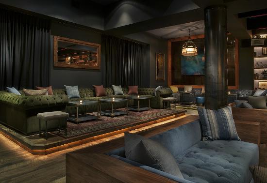 Hyde Sunset Kitchen + Cocktails : Dining Room
