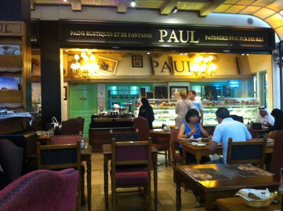 Paul: Nice view