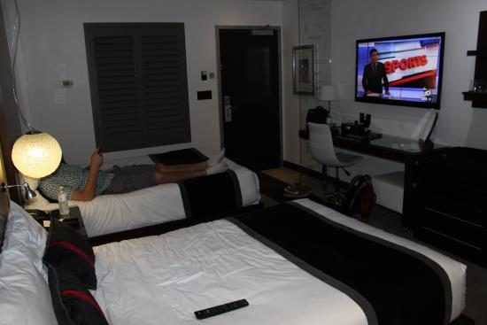 Hercor Hotel Urban Boutique Room