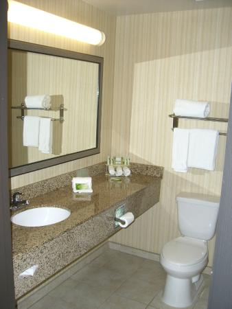 Holiday Inn Express Los Angeles-LAX Airport: Bathroom