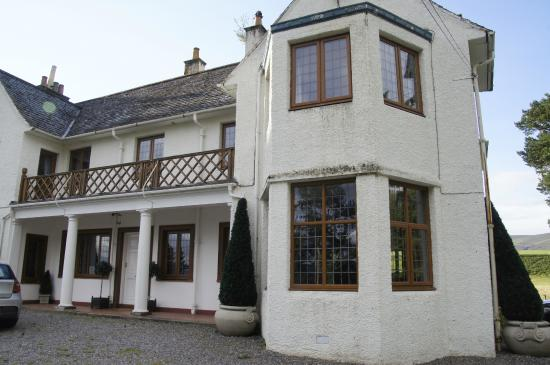 Ard-na-Coille Guest House: front of house