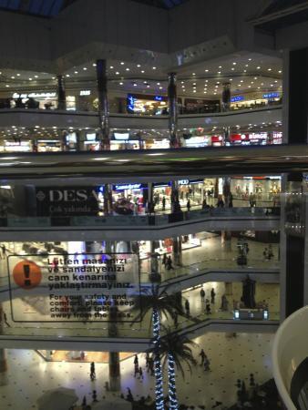 Istanbul Cevahir Mall : :)