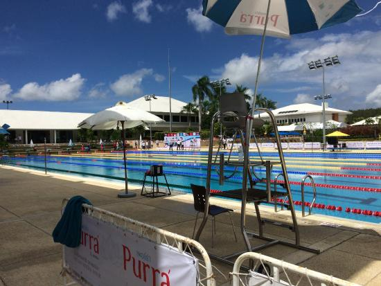 Thanyapura Health & Sports Resort: 50m Olympic Pool